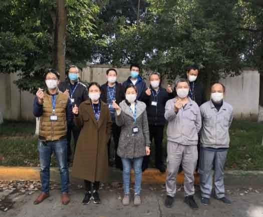 """【企业文化】医院事业部—走在站""""疫""""一线的商务服务部"""